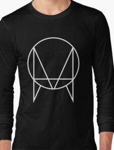 OWLSA Black and White Long Sleeve T-Shirt