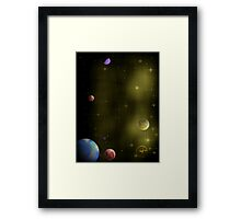 ©DA Sector KHD765456-EE Framed Print