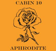 Camp Halfblood - Aphrodite Cabin by PJOCommittee