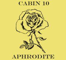 Camp Halfblood - Aphrodite Cabin Kids Tee