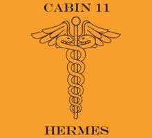 Camp Halfblood - Hermes Cabin by PJOCommittee