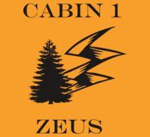 Camp Halfblood - Zeus Cabin by PJOCommittee