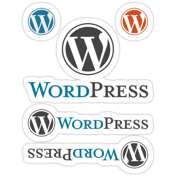 WordPress ×5 by csyz ★ $1.49 stickers