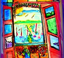 AnOther _OReilly_ORiginal_Painting room with a veiw HALF_PINT_lookin(3).jpg by Timothy C O'Reilly