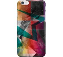 Retro Abstract Design iPhone Case/Skin
