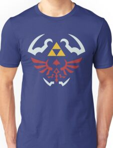 Zelda Hylian Shield (Twilight Princess) Shirt Unisex T-Shirt