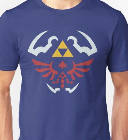Zelda Hylian Shield (Twilight Princess) Shirt Unisex T-Shirt