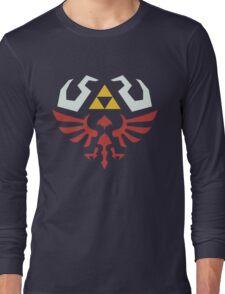Zelda Hylian Shield (Skyward Sword) Shirt Long Sleeve T-Shirt
