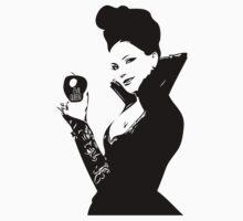 Evil Queen - Regina Mills by achiib