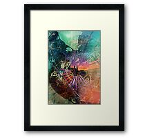 Chills Framed Print