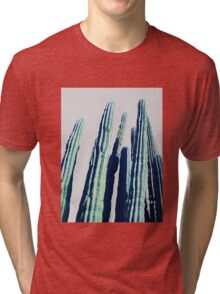 Cactus #redbubble #home #tech #style #buyart Tri-blend T-Shirt