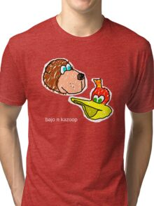 Bajo n Kazoop Tri-blend T-Shirt