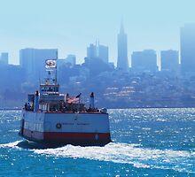 Harbor Queen by David Denny