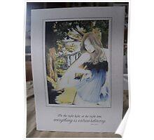 Reflexion Fairy Poster