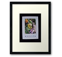 Warrior Fairy Framed Print