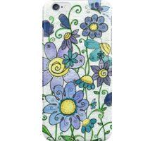 Blueberry Pie iPhone Case/Skin