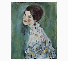 Klimt Portrait of a Lady Unisex T-Shirt