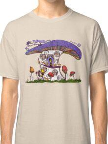 Mushroom House II Classic T-Shirt