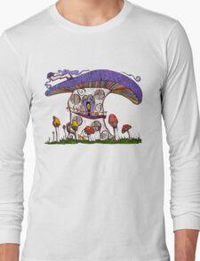Mushroom House II Long Sleeve T-Shirt