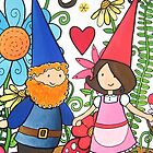 Gnome Love by Natalie Seaton