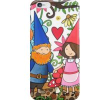 Gnome Love iPhone Case/Skin
