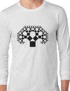 Pythagoras Original (Black) Long Sleeve T-Shirt
