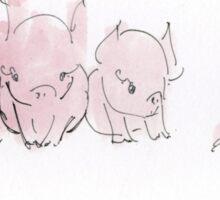 piglets Sticker