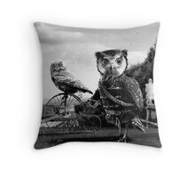 He doesn't love you like i do! Throw Pillow