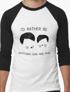 I'd rather be watching Dan and Phil T-Shirt