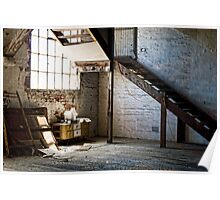 Warehouse Poster