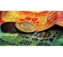 Money... show me the money :-) Photographic Print
