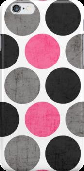 cosmopolitan polka dots by beverlylefevre