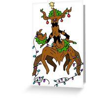 Pokemon Christmas Greeting Card