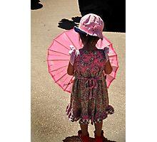 Pink & Dainty Photographic Print