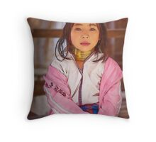 Refugee's Sorrow Bound Body and Soul 2 Throw Pillow