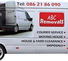 House Moving Ireland by abcremovalslond