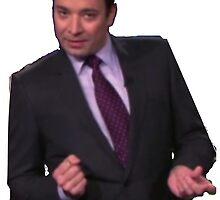 Jimmy Fallon Dancing by mindsmoke