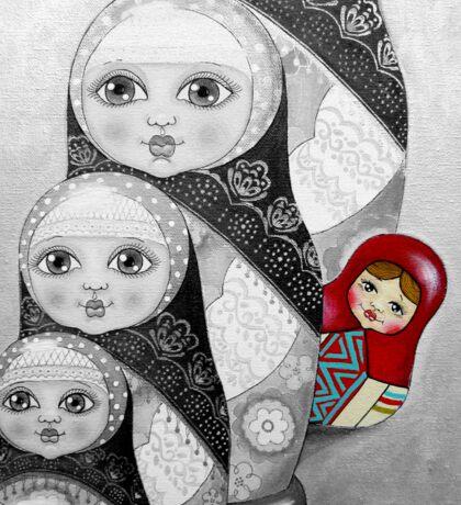 Different Sticker