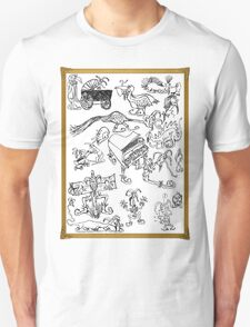 Silly Drawings T-Shirt