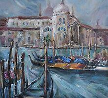 Gondolas by Stefano Popovski