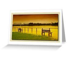 Taree floods 01 Greeting Card