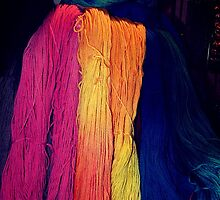 Bright Wool on display by unstoppable