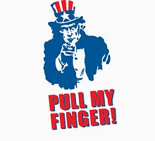 Pull my finger (Uncle Sam) T-Shirt