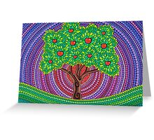 The Apple Tree of Knowledge Greeting Card
