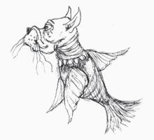 Dog Fish by jollykangaroo