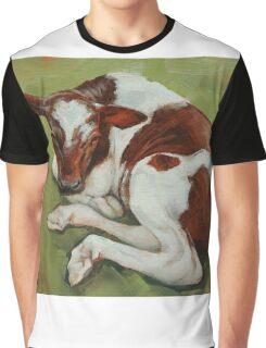 Bendy New Calf Graphic T-Shirt