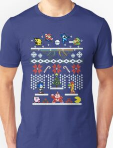Zelda - Sonic - Mario Christmas Holiday T-Shirt
