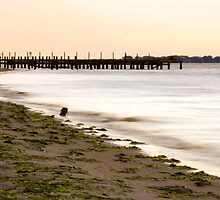 Sunrise at the Coast by WDaRos714