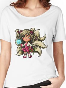 Pixel Dynasty Ahri Women's Relaxed Fit T-Shirt
