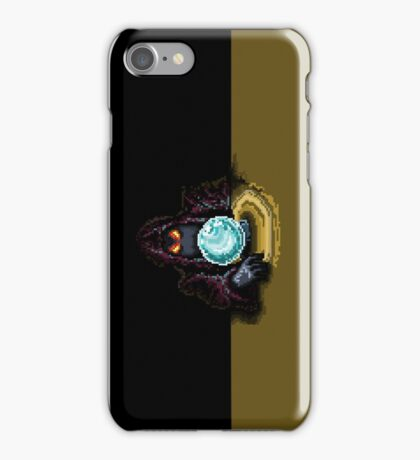 Pixel Fortune Teller iPhone Case/Skin